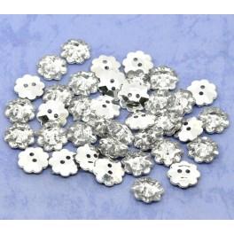 Nasturi argintii floare