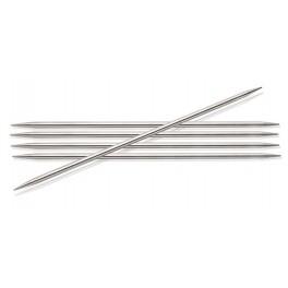 KnitPro Nova Metal - andrele sosete 15 cm