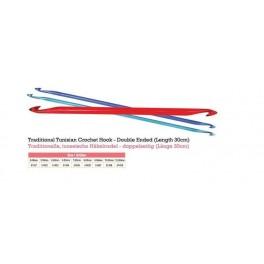 KnitPro Trendz - croseta tunisiana dubla 30 cm