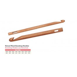 KnitPro Knook lemn