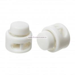 Opritoare snur albe 15 mm