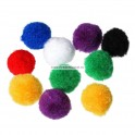 Pom-pom 20 mm - set 20 buc