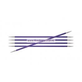 KnitPro Zing - andrele sosete 15 cm