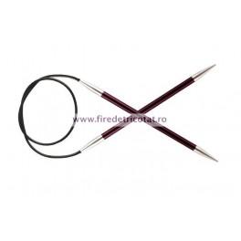 KnitPro Zing - andrele fixe 100 cm