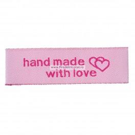 Etichete handmade roz 2