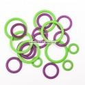 KnitPro set marcatori Mio tip cerc
