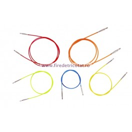 KnitPro cablu colorat