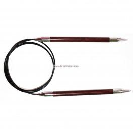KnitPro Royale - andrele fixe 100 cm