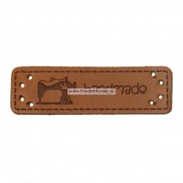 Etichete piele handmade tip 2