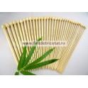 Andrele drepte bambus 23 cm