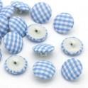 Nasturi plastic-textil cu patratele P4